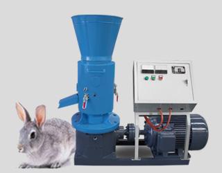 兔饲料颗粒机