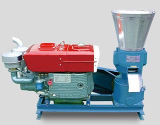 秸秆颗粒机-柴油机型