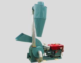 锤式粉碎机柴油机型