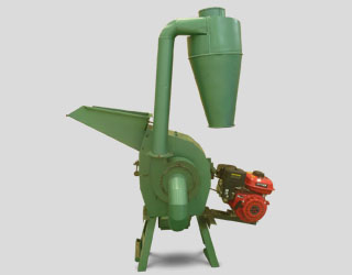 锤式粉碎机汽油机型