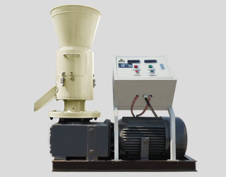 木屑颗粒机-电机型