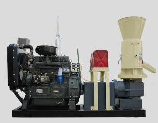 木屑颗粒机-柴油机型